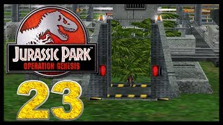 Jurassic Park: Operation Genesis - Episode 23 - Dig Site Exhausted