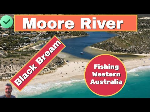 Moore River Breaming