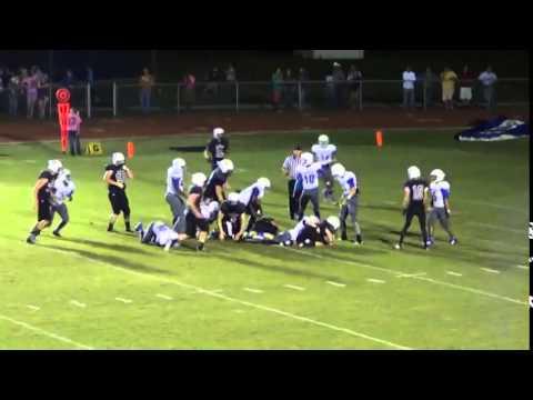 #70 - Tarkington High School - 2015 SENIOR - Cline Dalton