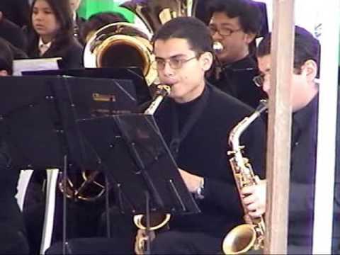 Banda Sinfónica de Cundinamarca/Concierto Ubaté 2006