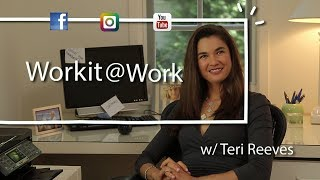 Video Workit@Work with Teri Reeves: An Introduction download MP3, 3GP, MP4, WEBM, AVI, FLV November 2017