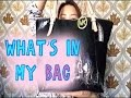 What's in my bag | Ciel TamRay