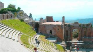 TAORMINA - La perla del Mediterraneo  - Sicilia