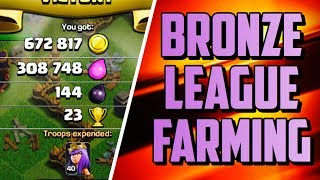 TH10 Farming | GiBarch | Insane LOOT Bronze League | CLASH OF CLANS