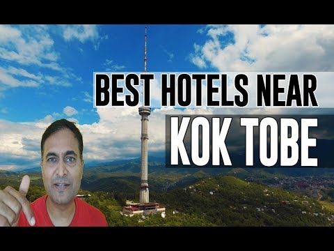 Best Hotel   Accommodation Near Kok Tobe, Almaty