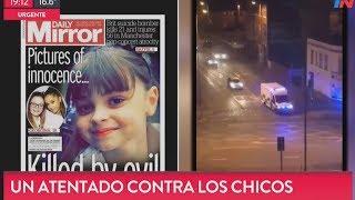 Manchester Arena: Un atentado contra los chicos