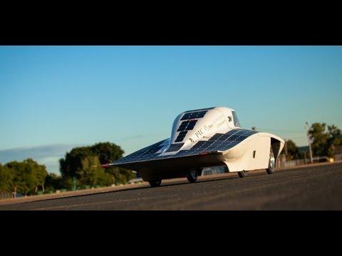 Solar Car: UMN Daedalus
