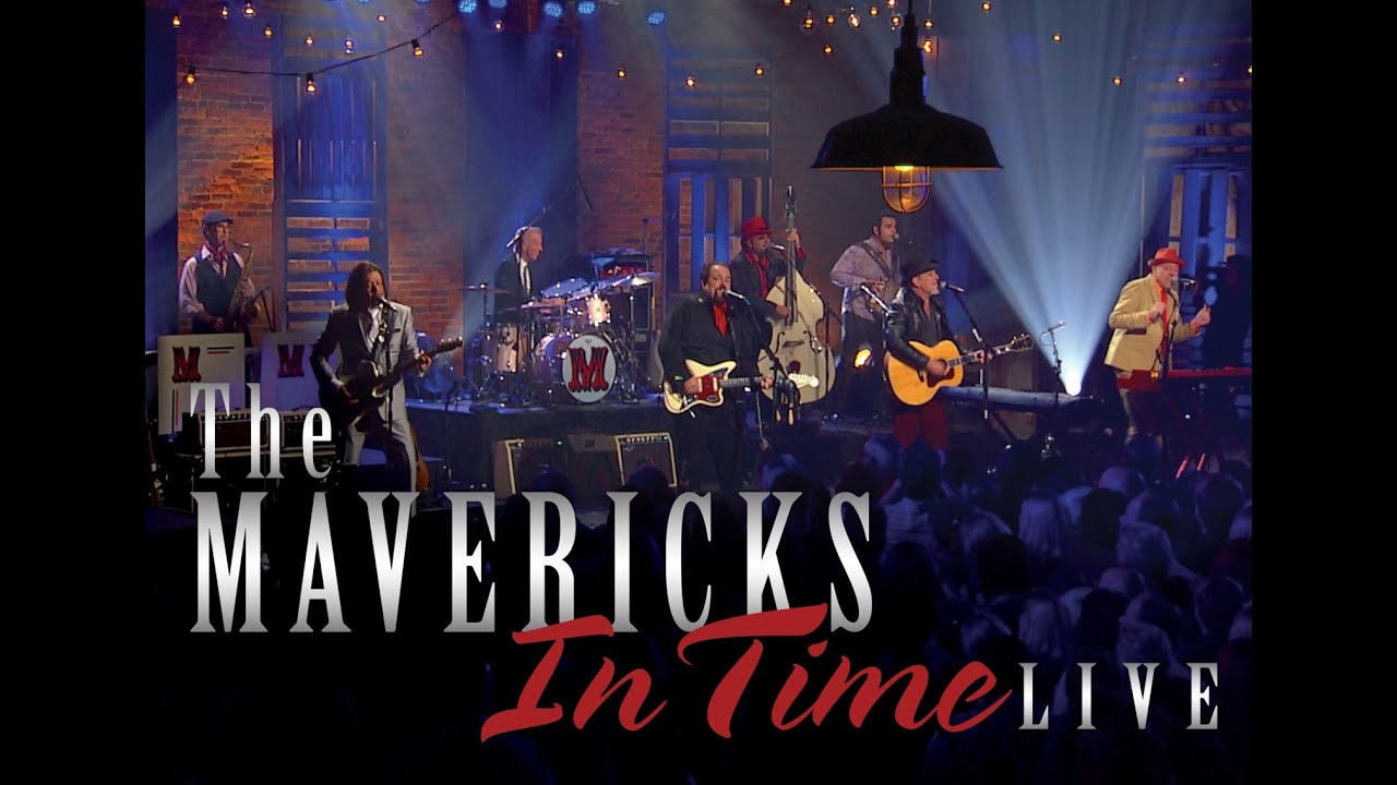 Download The Mavericks In Time live (complete)