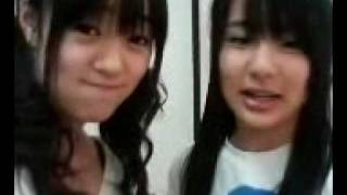 February 9th, 2008 Nacchan and Yonechan talk about Cindy. Matsuyuki...