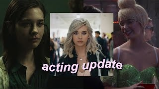 VLOG: Acting update & how I prepare for set