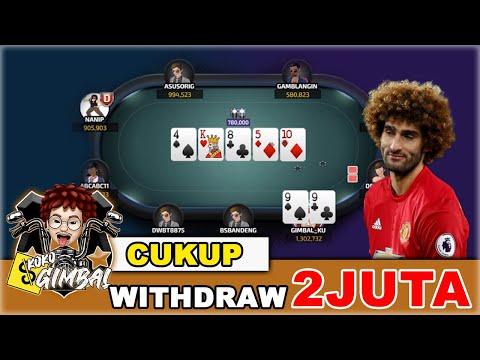 Lagi Gak Mood Main Cukup Wd 2juta Di Idn Poker Online Koko Gimbal Situs Idn Poker Online Rekomendasi U Caturpkv88