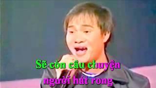 Xin làm người hát rong Karaoke