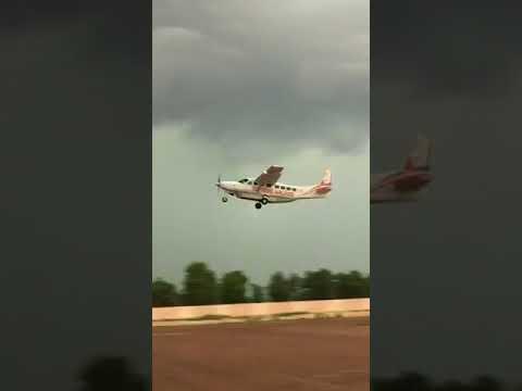 Sri Ganganagar to Jaipur Flight   Lalgarh airport   Take Off   I LOVE SRI GANGANAGAR