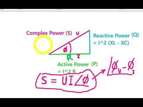 Power Calculations in Three-Phase Circuits