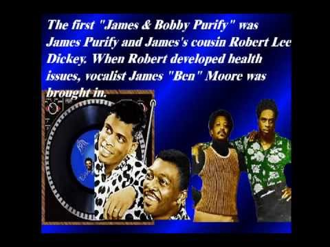 I'm Your Puppet - James & Bobby Purify - Sept. 1966  HQ