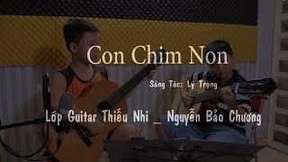 Lớp Học Đàn Guitar (Lớp Học Đàn Guitar Thiếu Nhi) -  Nguyễn Bảo Chương