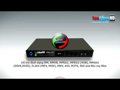 YouSingHD HDMK-1101 Android Karaoke Jukebox [Vietnamese]