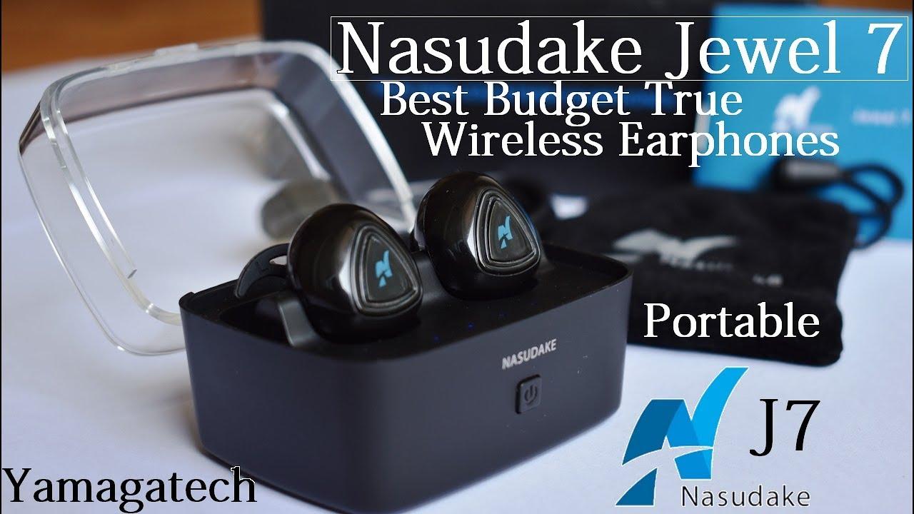 b9283cc7bd7 Best Budget True Wireless Earbuds Nasudake J7. Under 50$!!! - YouTube