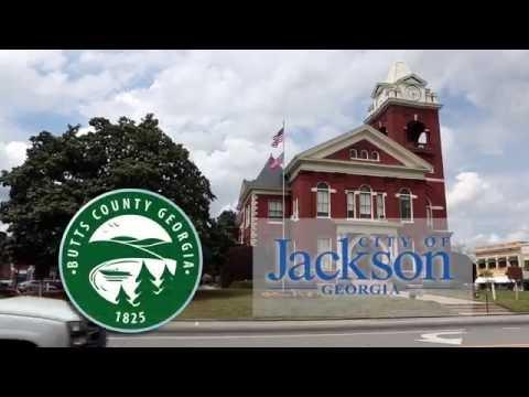 Welcome To Jackson, GA   Butts County, GA