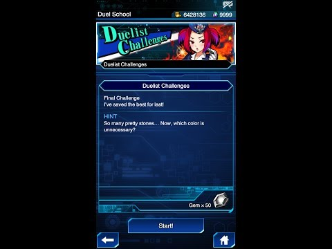 Yugioh Duel Links - Duelist Challenge #5 (Final Test!)