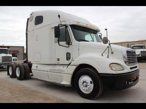 2000 Freightliner Columbia Detroit Diesel 12.7L