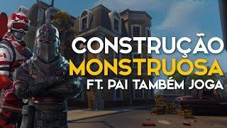 MONSTROSA CONSTRUCTION-SQUAD FT. PAI ALSO PLAYS (Fortnite Battle Royale free) [EN-BR]-Softe
