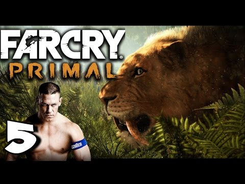 FAR CRY PRIMAL #5 | AND HIS NAME IS JOHN CENA !!! Gameplay Español