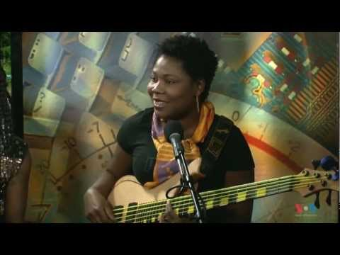 Acoustic Africa: Afropean women