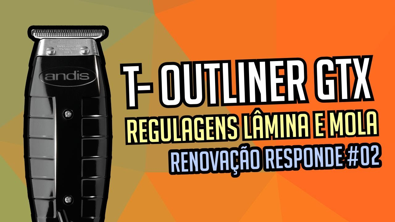 50c11c578 Como regular T-outliner GTX - Renovação Responde #02 - YouTube