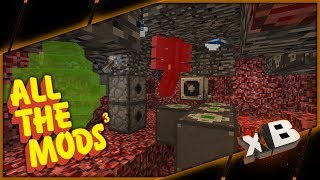 Auto Nether Star Farming! :: ALL the Mods 3! :: Ep 18
