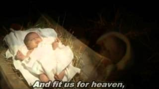Away In A Manger-Casting Crowns with lyrics