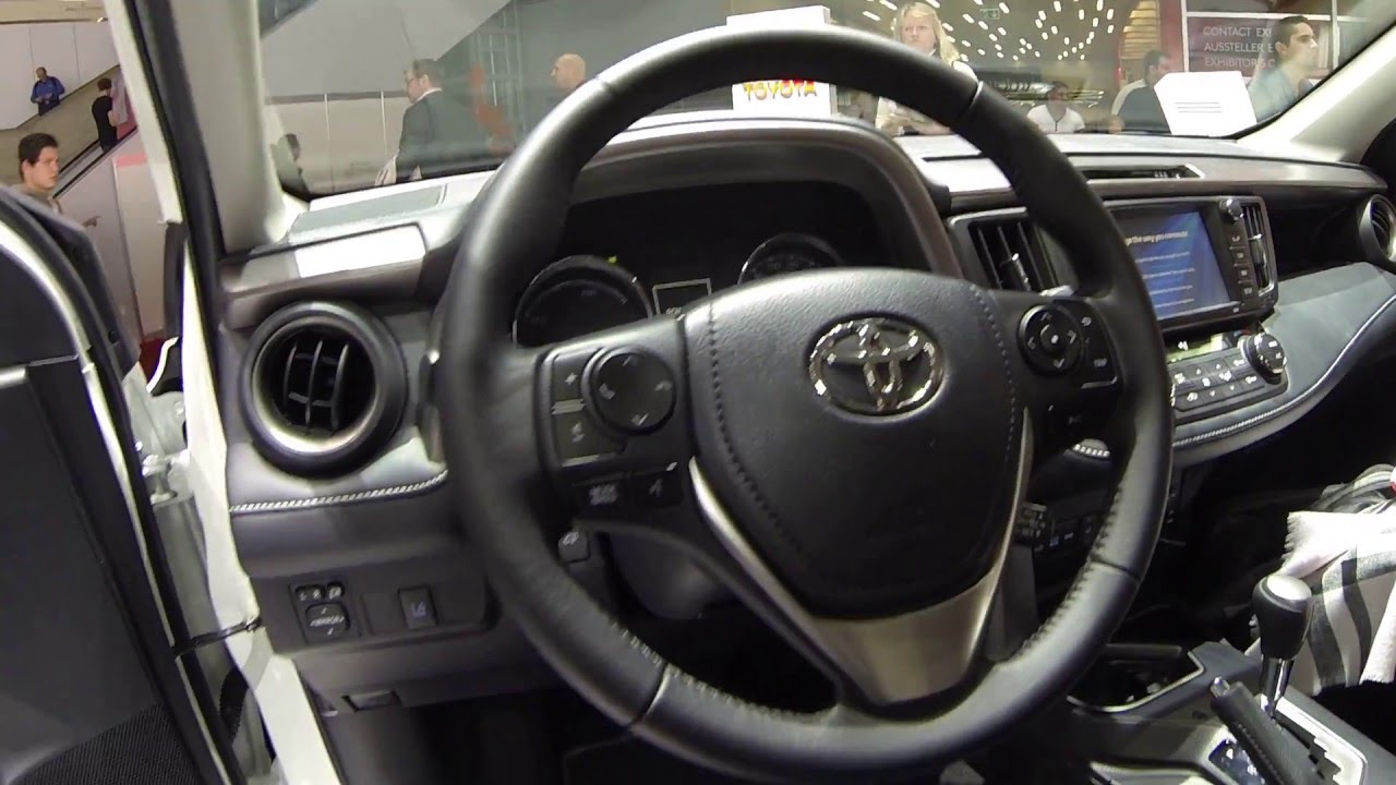 Toyota Auris 2016 >> Toyota Rav 4 Mk4 OBD2 Diagnostic Port Location - YouTube