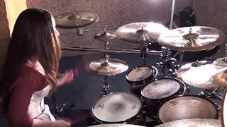 LAMB OF GOD - LAID TO REST - DRUM COVER BY MEYTAL COHEN