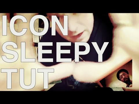 """Student Clip Critique: Icon """"Sleepy Tut"""" Get Down with Commentary"""