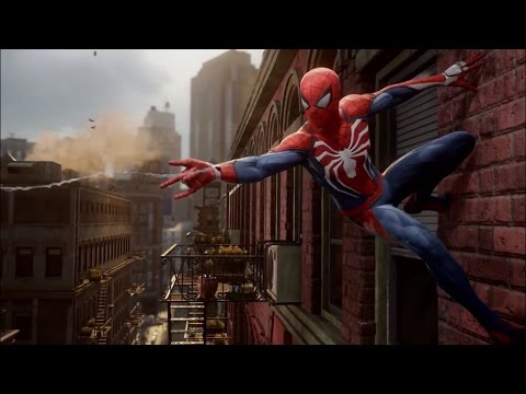 """Mature"" Spider-Man in New PS4 Game & Donald Glover in Spider-Man Homecoming - Venom Live"