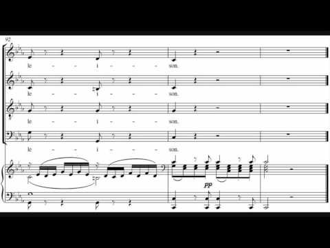 Wolfgang Amadeus Mozart - Great Mass {Grosse Messe} in C minor