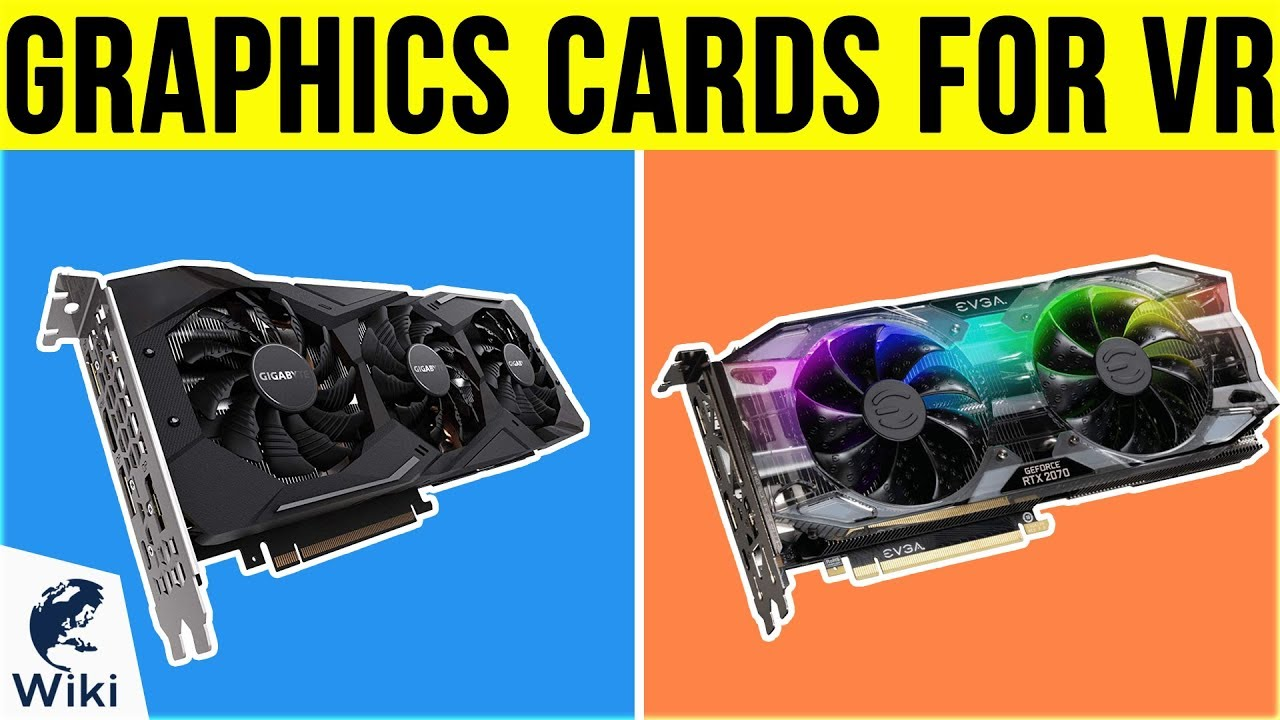 Top 10 Graphics Cards For VR of 2019 | Video Review