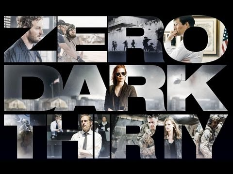 Lies of Zero Dark Thirty (w/ Michael Hastings)