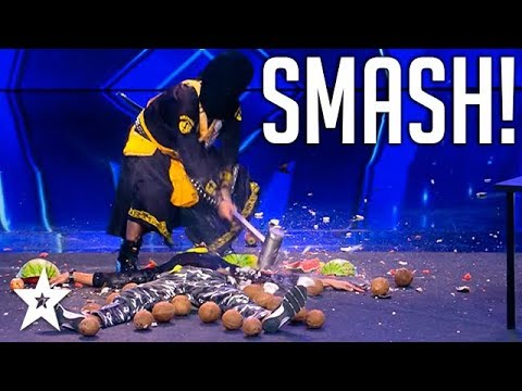 Sick Martial Art Skills on Got Talent Germany | Got Talent Global