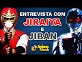 Entrevista com JIRAIYA e JIBAN no Anime Friends 2016 (legendado)