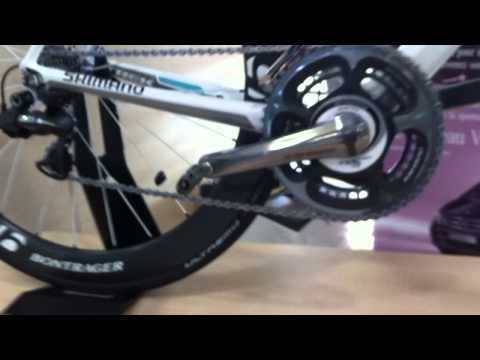 Leopard Trek Team Bicycle - Details!