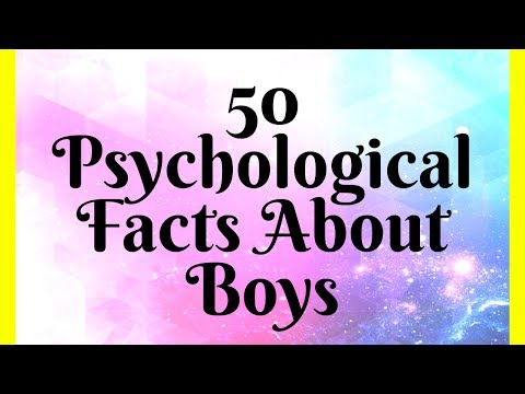 50 Psychological Facts About Boys