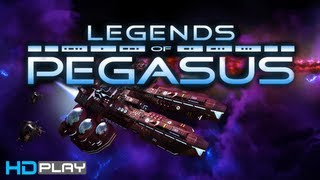 Legend of Pegasus - Gameplay PC   HD
