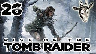 """#26 ● Wir kriegen jede Tür auf ● """"Rise of the Tomb Raider"""" [BLIND]"""