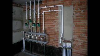 Монтаж отопления в Уфе