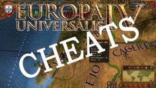 Europa Universalis IV Cheats
