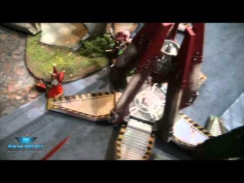 Warhammer 40k Batrep, TBMC, 1850pts Blood Angels vs Blood Angels, Battle Report