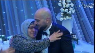 مطربة تتسبب في بكاء أم العريس في حضور العروسة وامها # Festival HALL