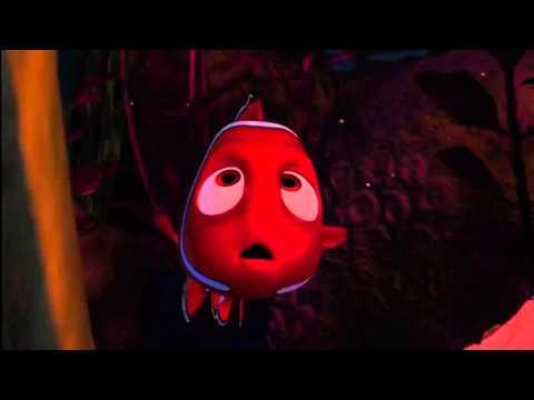 Finding Nemo- Volcano Scene