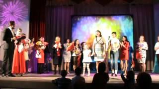 Мамин День на Северо-Востоке 27.11.2015 школа имени Калинникова Москва часть 8